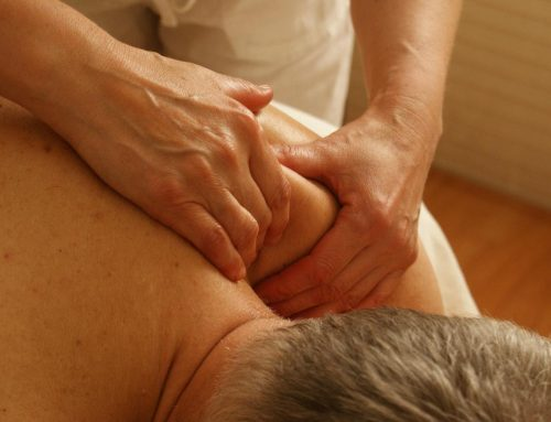 Shoulder Pain and Heat Therapy
